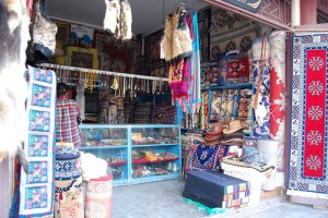 wykładzina alternatywą dla dywanów