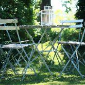 Czym się kierować, wybiegając meble ogrodowe?
